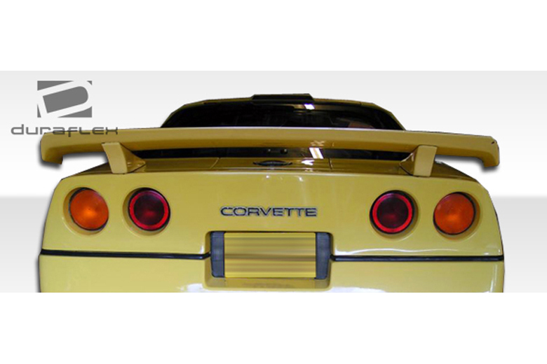 1987 Chevrolet Corvette Duraflex C-Force Spoiler