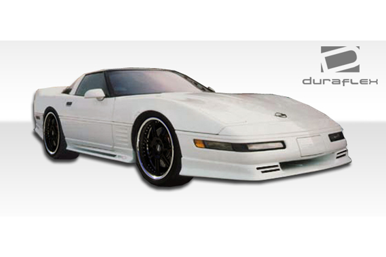 1987 Chevrolet Corvette Duraflex GTO Front Lip (Add On)