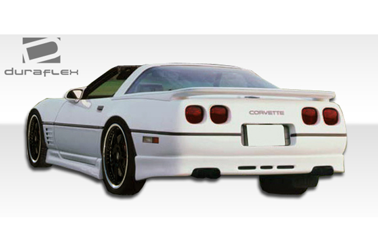 1987 Chevrolet Corvette Duraflex GTO Rear Lip (Add On)