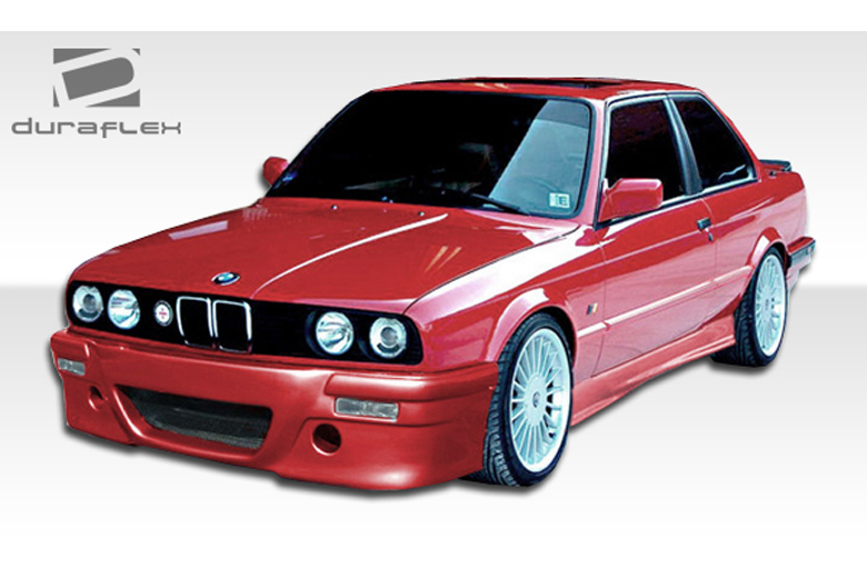 1989 BMW 3-Series Duraflex CSL Look Body Kit
