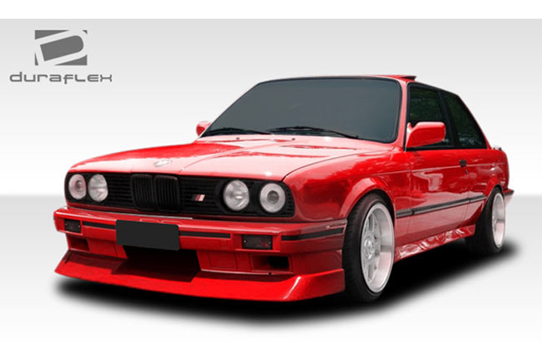 1989 BMW 3-Series Duraflex Evo Look Body Kit