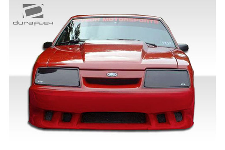1985 Ford Mustang Duraflex Colt Body Kit