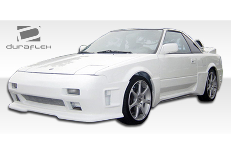 1986 Toyota MR2 Duraflex F-1 Body Kit