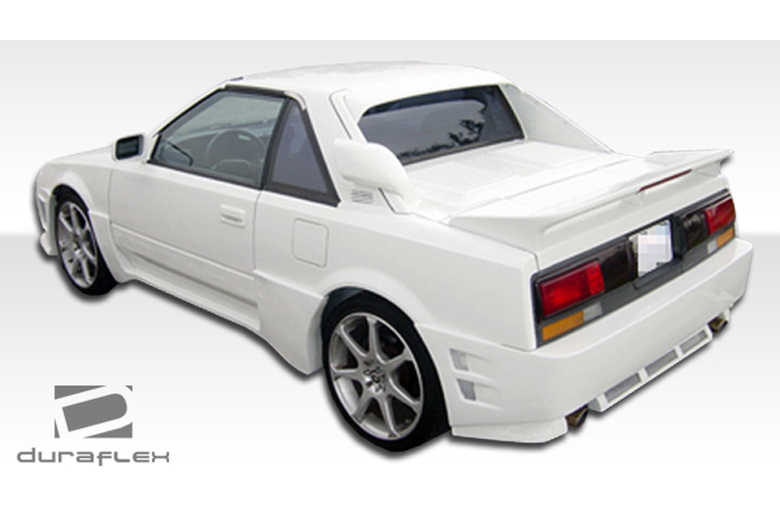 1986 Toyota MR2 Duraflex F-1 Bumper (Rear)