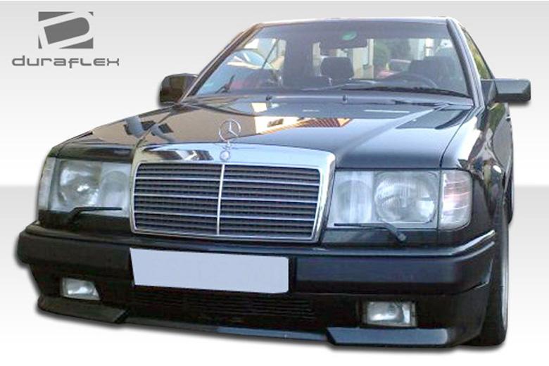 Duraflex mercedes e class 1994 1995 amg look front bumper for Mercedes benz bumper repair