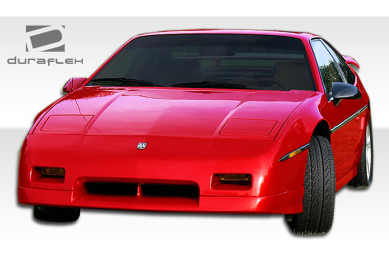 1988 Pontiac Fiero Extreme Dimensions GT Look Bumper (Front)