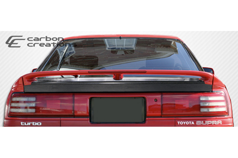 1986 Toyota Supra Carbon Creations Trunk / Hatch