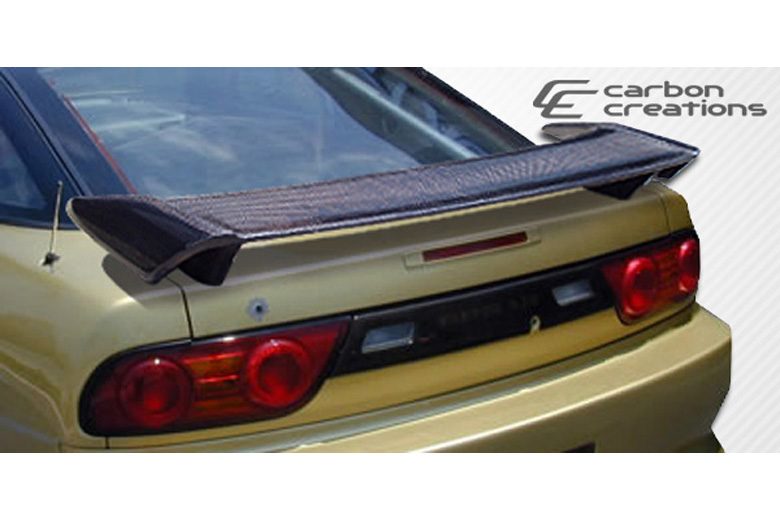 1991 Nissan 240SX Carbon Creations Type X Spoiler