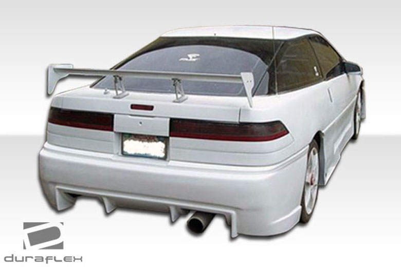 1989 Ford Probe Duraflex Buddy Bumper (Rear)
