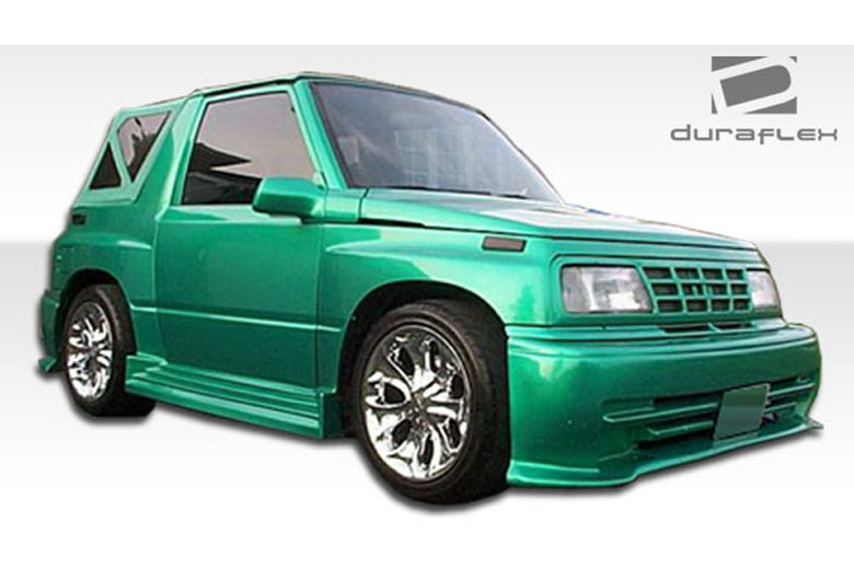 1991 Geo Tracker Duraflex Stalker Body Kit