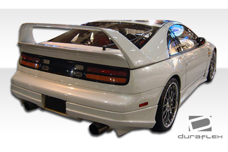 1992 Nissan 300ZX Duraflex Bomber Rear Lip (Add On)