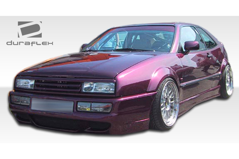 1991 Volkswagen Corrado Duraflex RS Body Kit