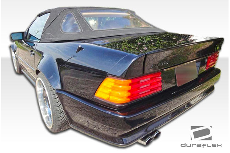 2000 Mercedes SL-Class Duraflex AMG2 Look Bumper (Rear)