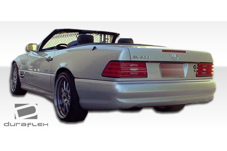 2000 Mercedes SL-Class Duraflex AMG Look Bumper (Rear)