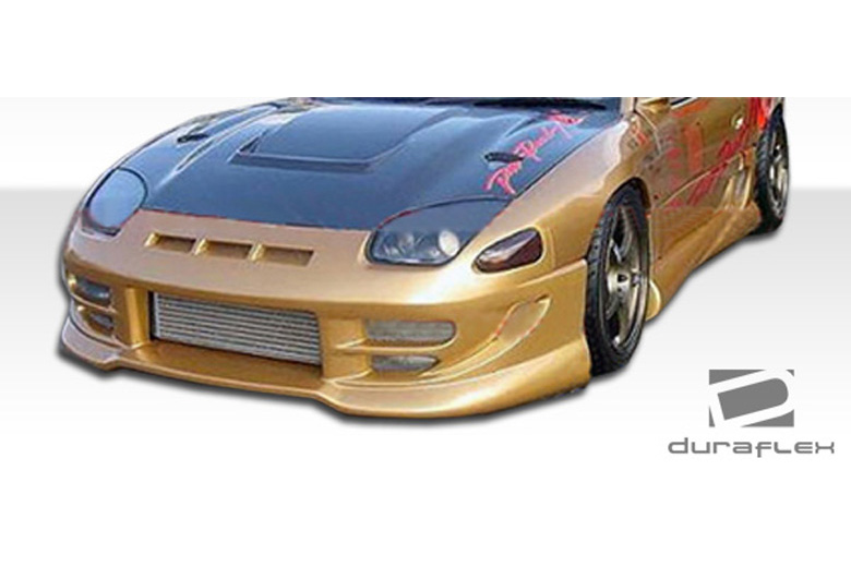 1998 Dodge Stealth Duraflex Fighter Bumper (Front)