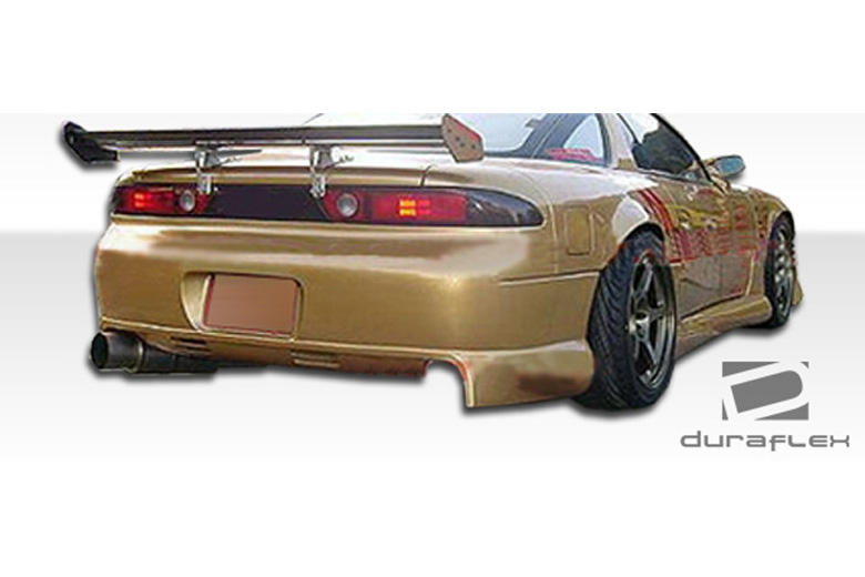 1998 Dodge Stealth Duraflex Fighter Bumper (Rear)
