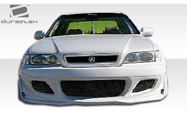 Duraflex Acura Legend Cyber Front Bumper - Acura legend body kit