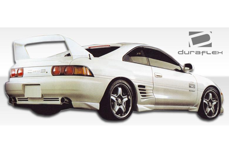 1991 Toyota MR2 Duraflex C 5 Rear Lip (Add On)
