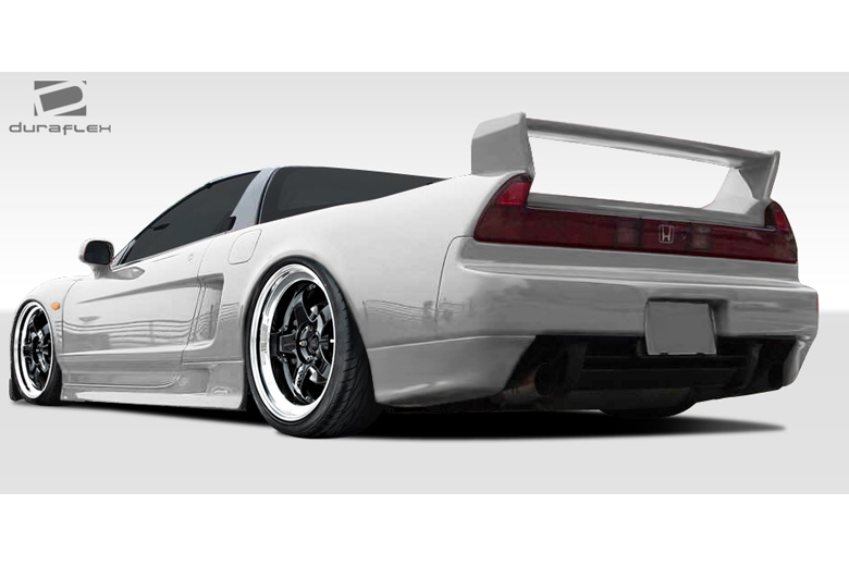 1991 Acura NSX Duraflex BS Design Rear Lip (Add On)