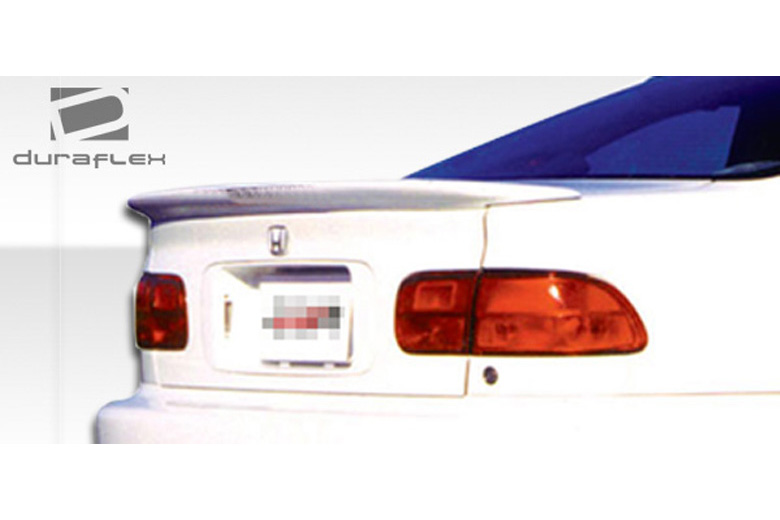 1993 Honda Civic Duraflex Flush Mount Spoiler