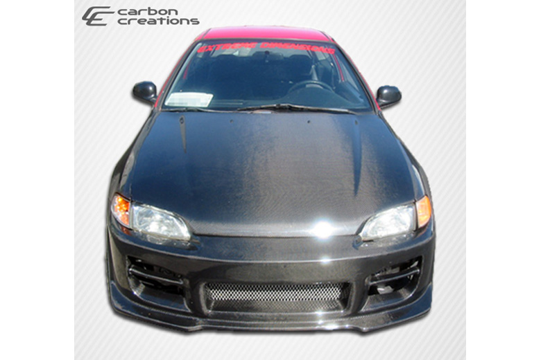 1993 Honda Civic Carbon Creations Hood
