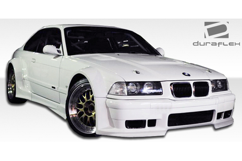 1998 BMW 3-Series Duraflex GT500 Body Kit