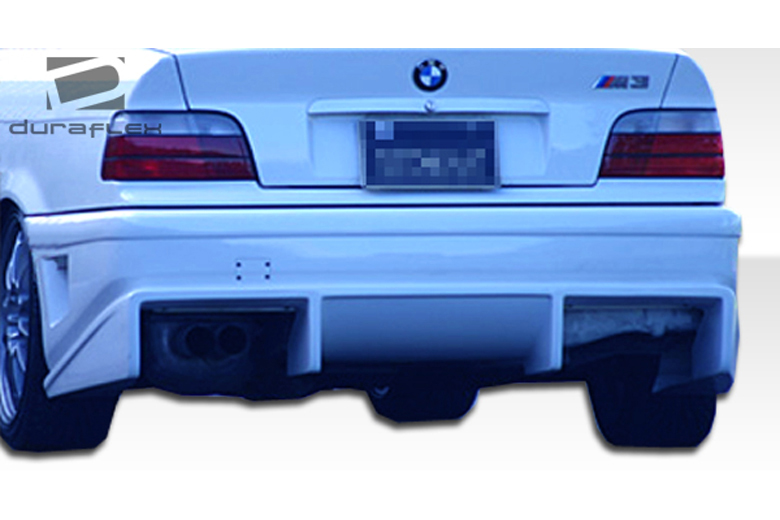 1998 BMW 3-Series Duraflex Bomber Bumper (Rear)