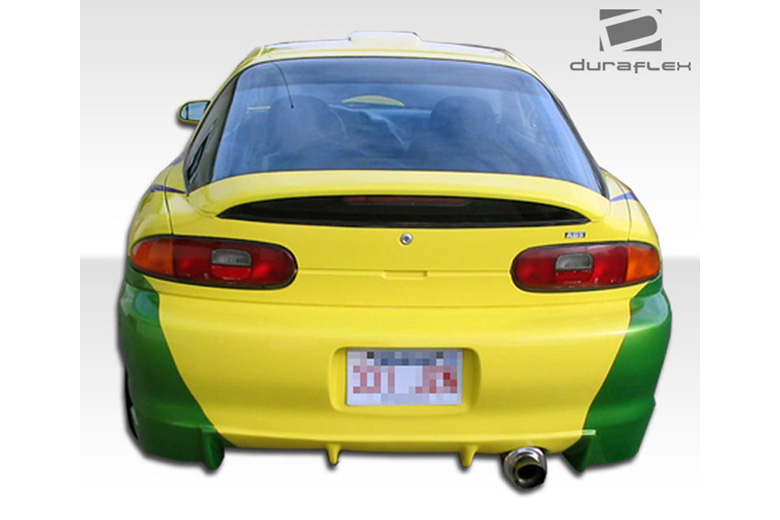 1994 Mazda MX-3 Duraflex Buddy Rear Lip (Add On)