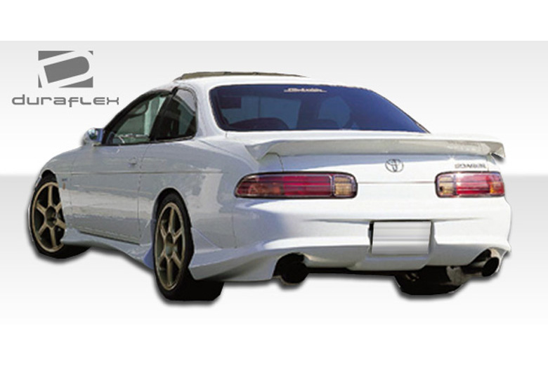 1999 Lexus SC Duraflex Demon Bumper (Rear)