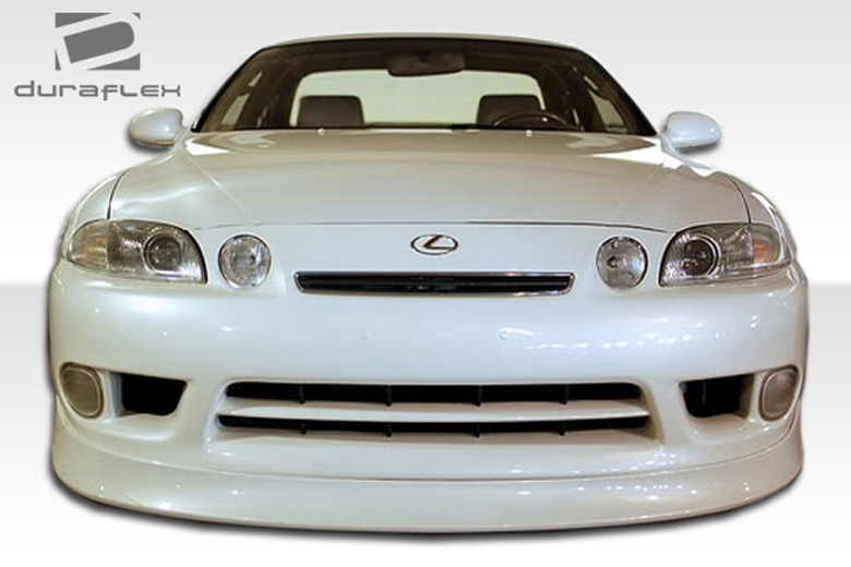 1996 Lexus SC Duraflex V-Speed Front Lip (Add On)