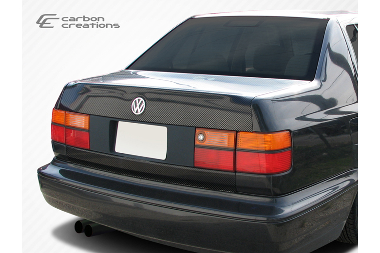 1998 Volkswagen Jetta Carbon Creations Trunk / Hatch