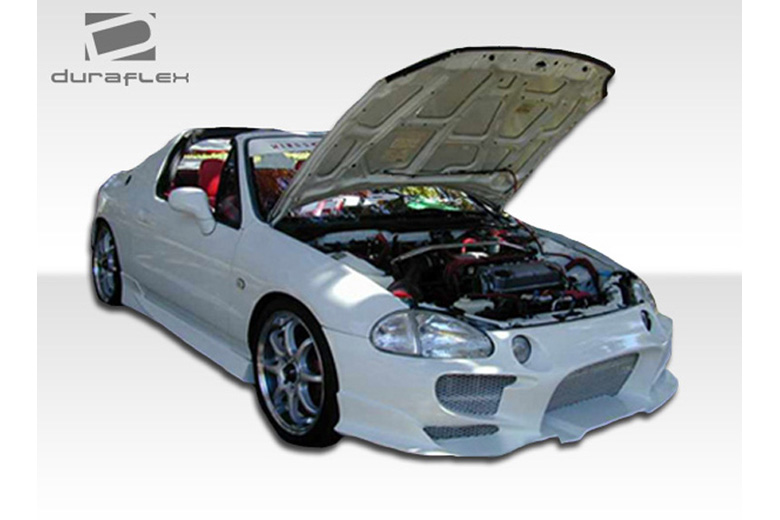 1997 Honda Del Sol Duraflex Aggressive Body Kit