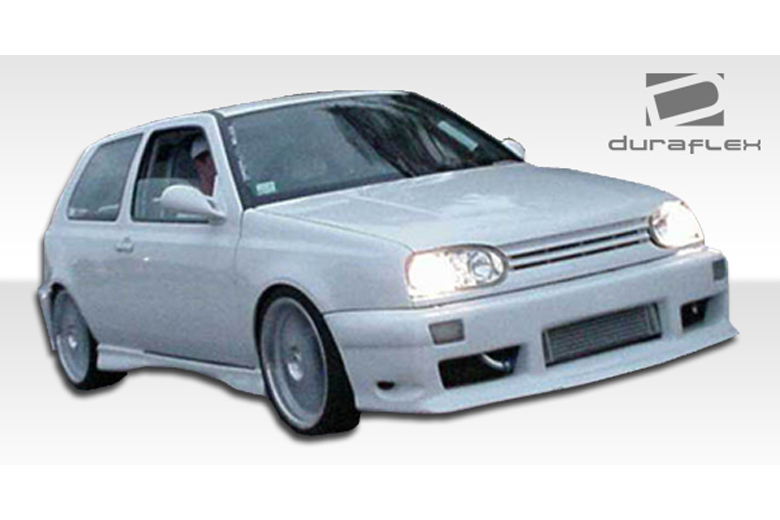 1994 Volkswagen Golf Duraflex Kombat Body Kit