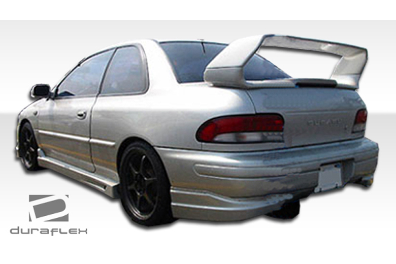 1997 Subaru Impreza Duraflex C-1 Rear Lip (Add On)
