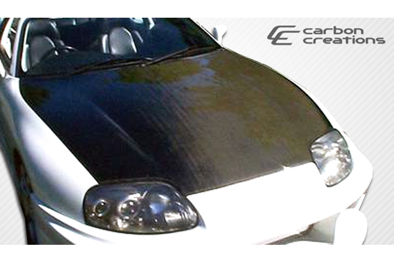 1996 Toyota Supra Carbon Creations Hood