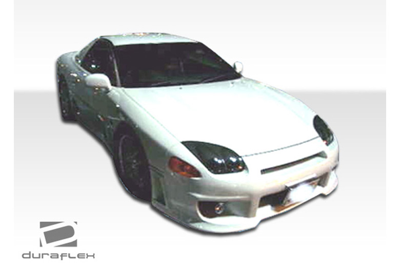 1998 Dodge Stealth Duraflex Version 1 Bumper (Front)