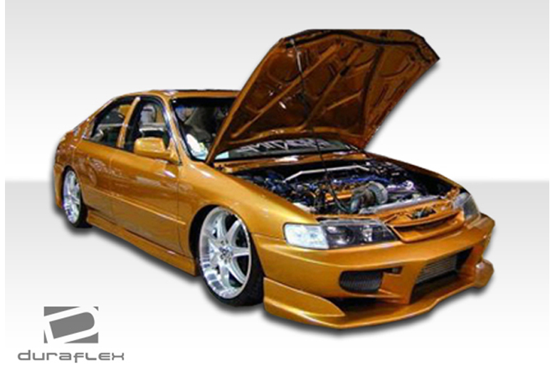 1994 Honda Accord Duraflex Aggressive Body Kit