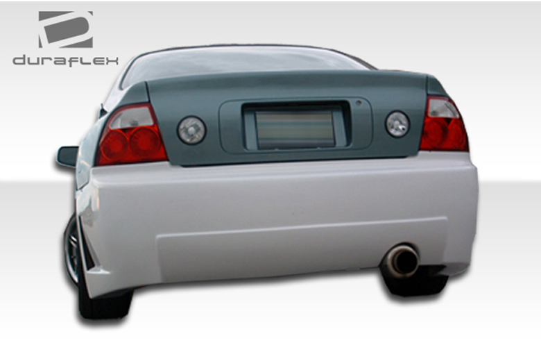 1994 Honda Accord Duraflex B-2 Bumper (Rear)