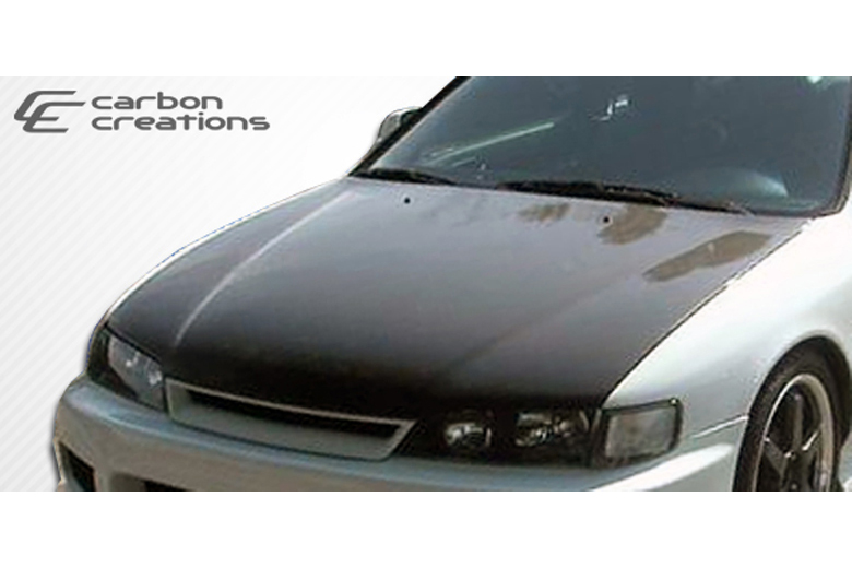 1994 Honda Accord Carbon Creations Hood