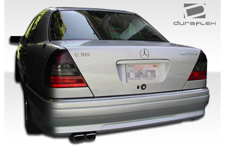 2000 Mercedes C-Class Duraflex AMG Look Bumper (Rear)