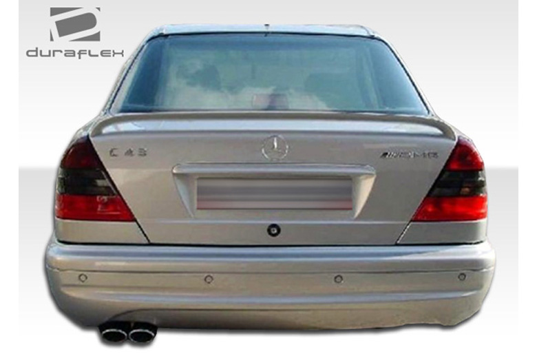 2000 Mercedes C-Class Duraflex C43 Look Bumper (Rear)