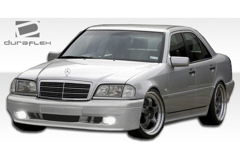 2000 Mercedes C-Class Duraflex CR-S Body Kit