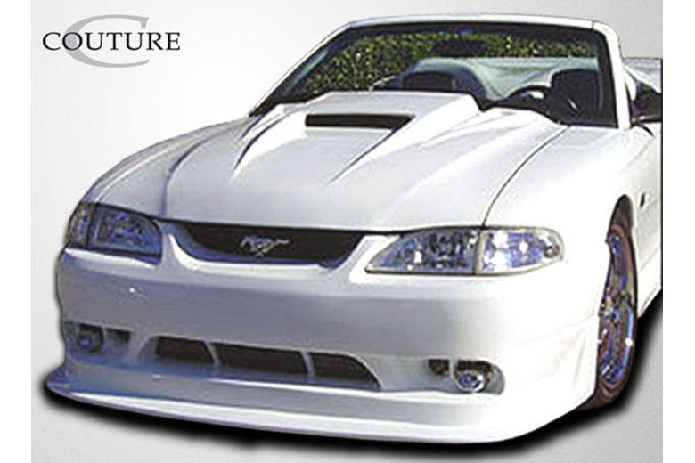 1997 Ford Mustang Couture Cobra R Bumper (Front)
