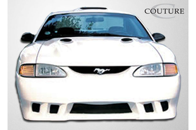 1997 Ford Mustang Couture Colt 2 Bumper (Front)