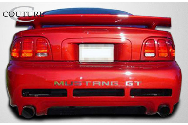 1994 Ford Mustang Couture Colt 2 Bumper (Rear)