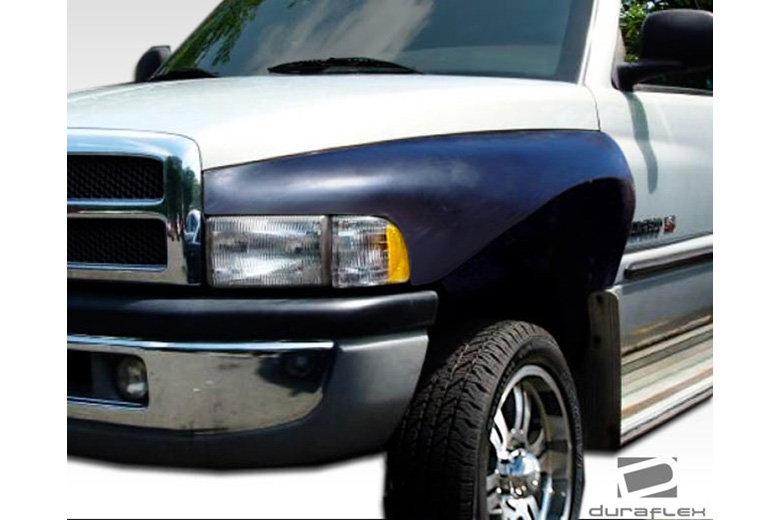 2004 Dodge Ram Duraflex Off Road Bulge Fender