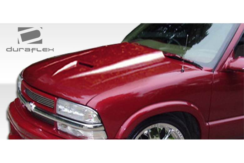 1997 GMC Jimmy Duraflex Ram Air Hood