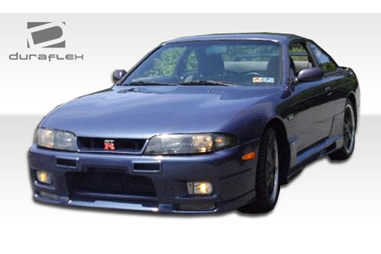 Duraflex nissan 240sx 1995 1996 r33 front bumper for 1995 nissan 240sx window motor