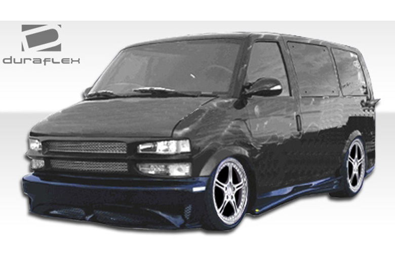 2002 Chevrolet Astro Extreme Dimensions Zenith Body Kit