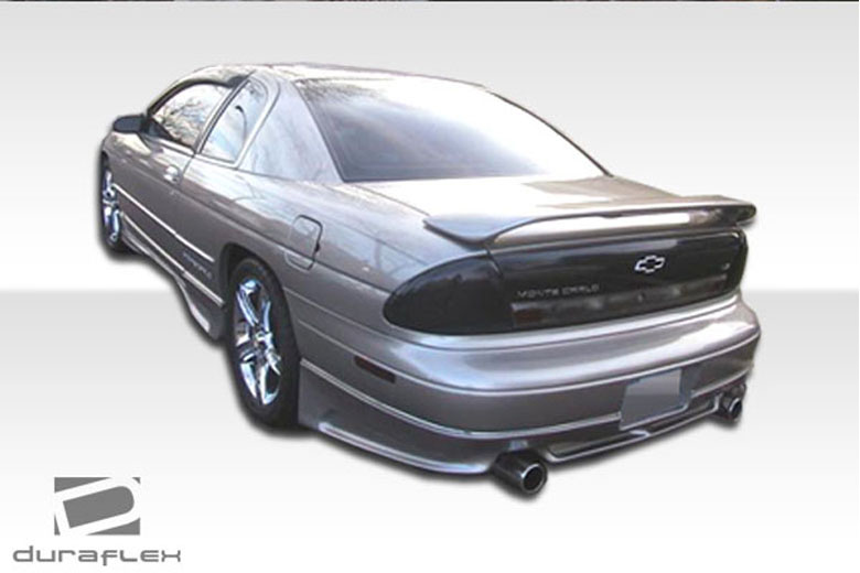 1997 Chevrolet Monte Carlo Duraflex Racer Rear Lip (Add On)